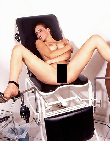 Beim Frauenarzt